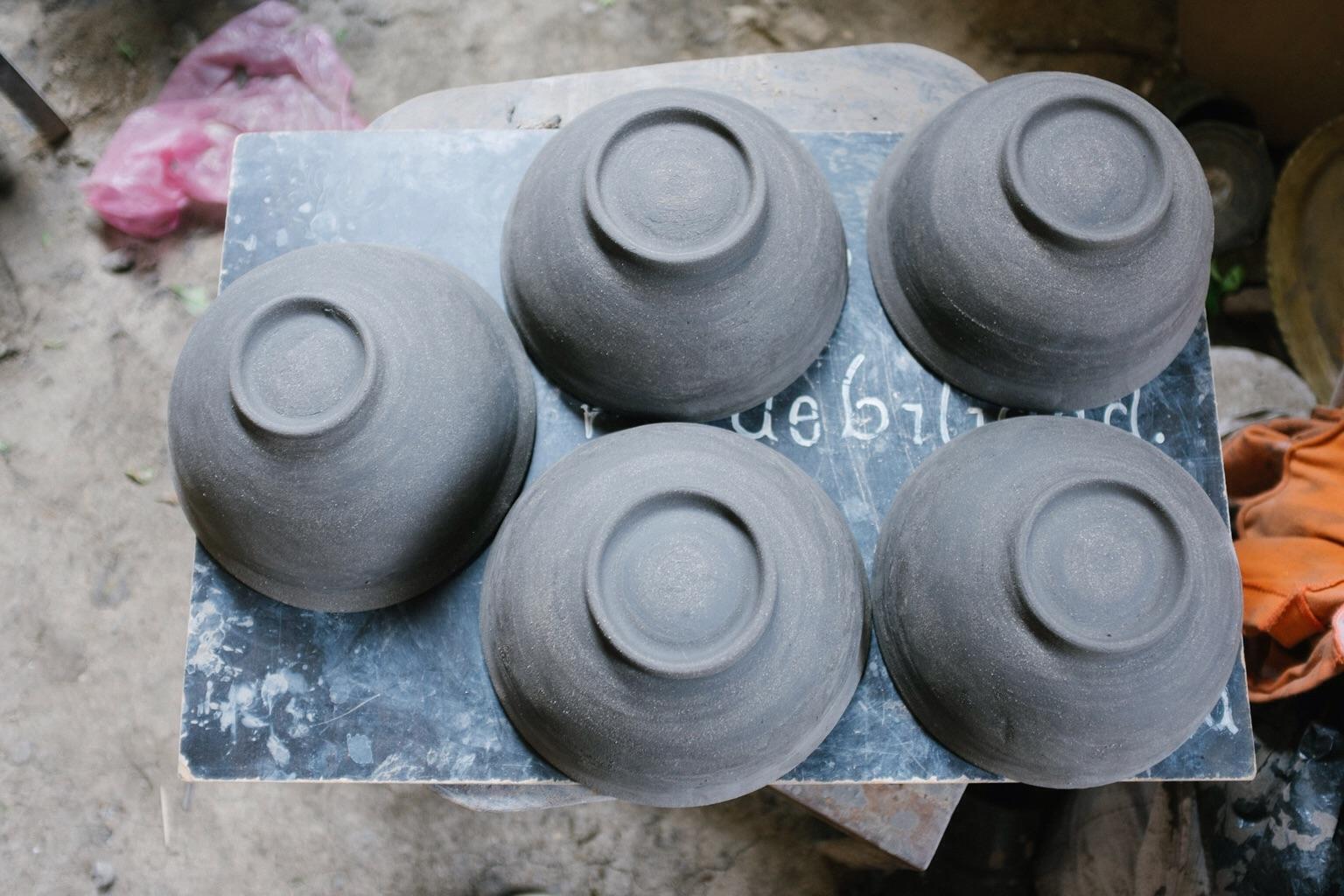 Forno per argilla